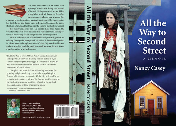 All the Way to Second Street full cover wrap