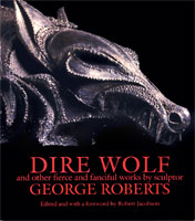 Cover of Dire Wolf, by George Roberts