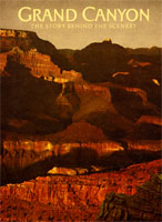 The Grand Canyon front cover