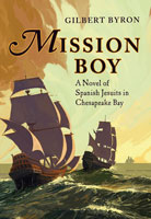Mission Boy front cover